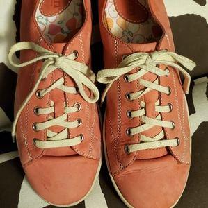 Born Suade Sneakers Oxfords